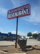 It's my restaurant! (Almost spelled it right, anyway :-) )