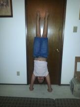 Handstands!